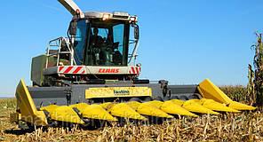 Жатка для збирання кукурудзи Fantini LH3 (запчастини)