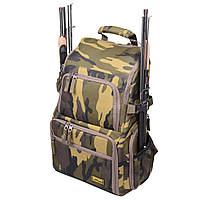 Сумка-рюкзак Spro BackPack Bag 1 Camouflage 33x20x45cm