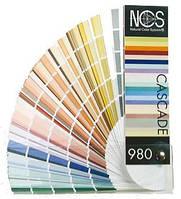 Каталог/палитра цветов NCS Cascade 980