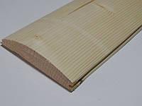 Блок хаус дерев'яний 32*148мм 1 сорт