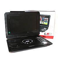 Портативный DVD-плеер 1039, dvd проигрыватель в автомобиль!Акция