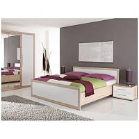 Кровать Belinda (L28-LOZ/160-DSO/BI)