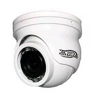 AHD камера DigiGuard DG-1100 1MP White (AHD + CVI + TVI + Analog)