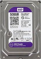 Жесткий диск 3.5 500Gb Western Digital (WD05PURX)