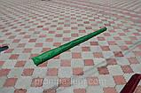 Зонт квадратный с клапаном (3x3 м) для торговли, отдыха на природе (4 метал. спицы, цвета в асс.) HZT /N-03, фото 4