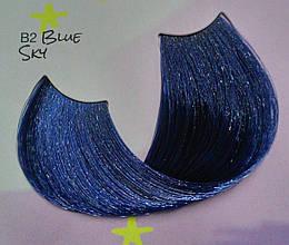В2  Blue Sky Голубое Небо, крем краска для волос MagiCrazy - Kleral System