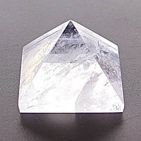 [4/3,5см] Пирамида из натурального камня магического Горного Хрусталя