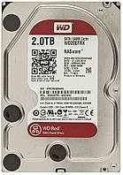 HDD 2TB 5400 SATA3 3.5 WD Red WD20EFRX
