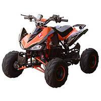Квадроцикл HB-EATV 1000Q-7 (1шт) мотор 1000W безщеточ,4аккум20A/12V,муз,USB,SD,оранж-черн