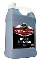 Meguiar's D170 Detailer Hyper Dressing Средство для ухода за пластиком и винилом, 3,78 л