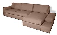 Кутові дивани з мякими підлокотниками