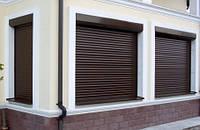 Защитные ролеты на окна двери ирпень