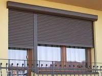 Защитные ролеты на окна двери киев