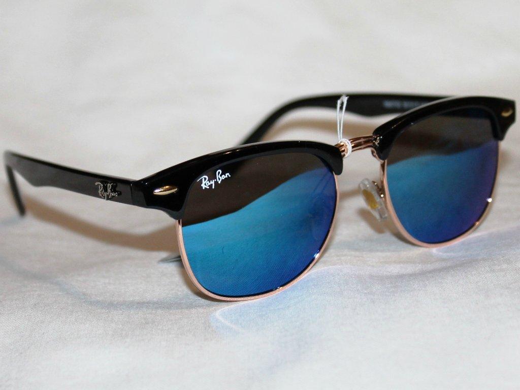 Солнцезащитные Очки Ray-Ban Clubmaster (Копия)