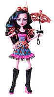 Кукла монстер хай Дракубекка из серии Фрики фюжн - Чумовое слияние.