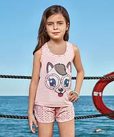 Комплект майка и шорты для девочки BERRAK  (Турция) 6526