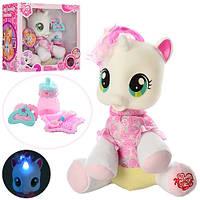 Лошадка 83097 Розовый пони с аксессуарами (музыка, свет)