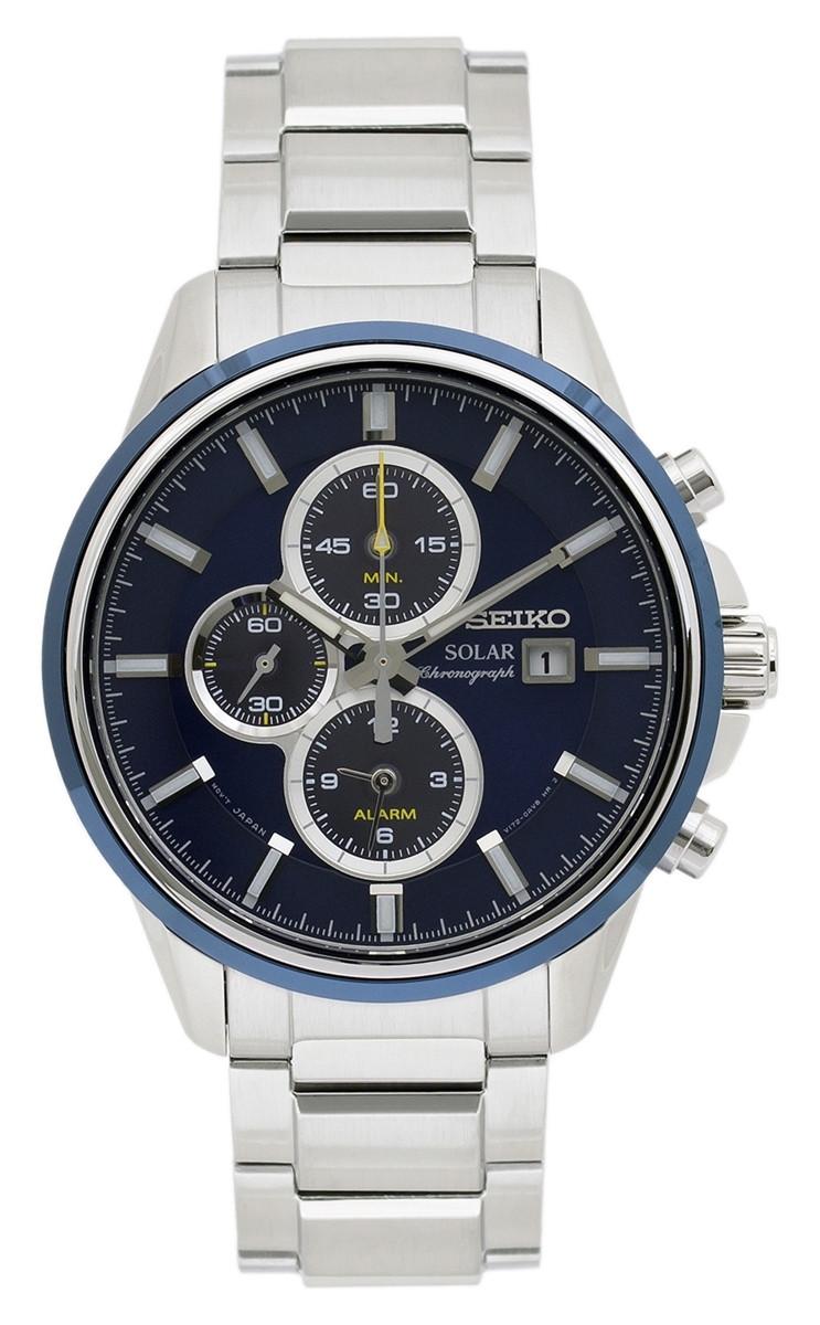 Часы Seiko SSC253P1 SOLAR V172