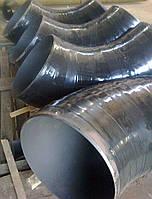 Отвод 45,60,90 градусов кованный 426х8(10)мм. изолированный ст.20 ГОСТ 17375-2001