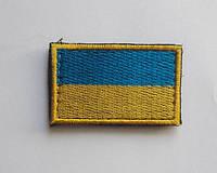 Шеврон Флажок Украины 5*3