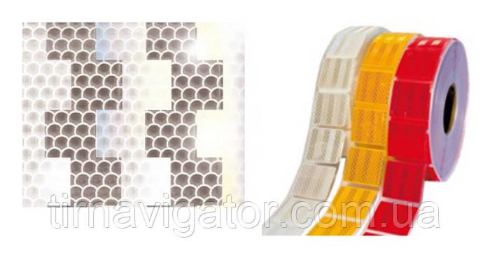 Контурная маркировка AVERY DENNISON белые кубики 51мм