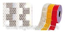 Контурная маркировка, AVERY DENNISON (белые кубики) 51мм