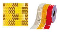 Контурная маркировка, AVERY DENNISON (желтые кубики) 51мм