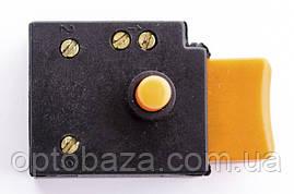 Кнопка для дрели (8 А) с фиксатором, фото 2