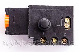 Кнопка для дрели (5 А) с фиксатором, фото 2