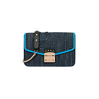 Женская сумочка Furla Metropolis Blue Denim