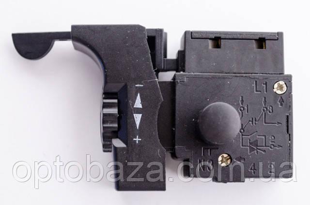 Кнопка для дрели DWT, Ворскла с реверсом
