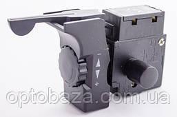 Кнопка для дрели DWT, Ворскла с реверсом, фото 3