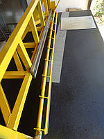 Гильотина ручная 1,17 м для металла до 1мм