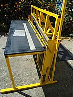 Гильотина ручная 1,5 м для металла до 1мм