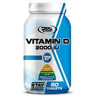 Real Pharm Vitamin D 90 tabs реал фарм витамин д