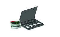 Весы платформенные с откидной платформой 4BDU600-1010ВП-П практичные 1000х1000 мм (до 600 кг)