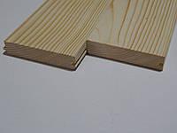 Дошка для підлоги шпунтована 24*110мм