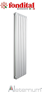 Алюминиевые радиаторы Garda Dual Aleternum 1400/80 (Италия), фото 1
