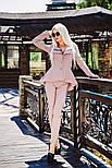 Женский стильный брючный костюм: жакет и брюки (6 цветов), фото 9