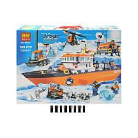 """Конструктор Bela Brick (760 деталей) серия """"URBAN ARCTIC"""" Полярний транспорт 10443"""