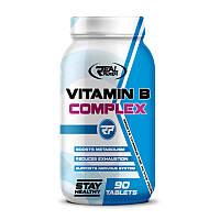 Real Pharm Vitamin B Complex 90 tabs реал фарм витамин б комплекс