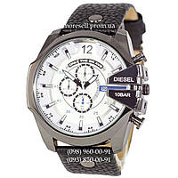 Часы Diesel Brave All Black-White
