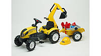 Falk 2055N педальный трактор