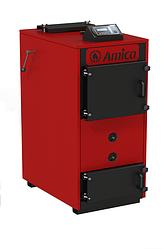 Amica — пиролизные котлы (на дровах)