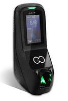 Биометрический терминал учета рабочего времени с распознаванием лиц  ZKSOFTWARE MultiBio700