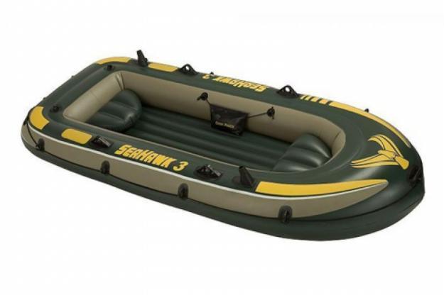 Надувная лодка Intex 295х137х43 (68349)