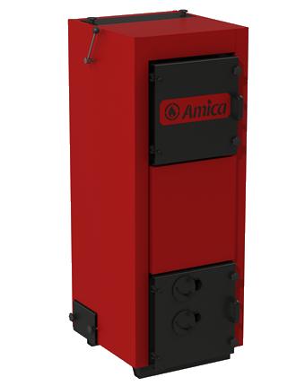 Котел тривалого горіння Amica TIME W 20 кВт