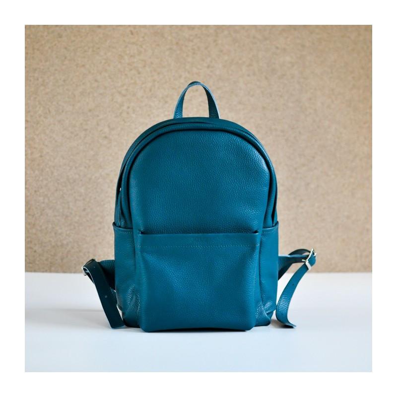 Рюкзак из натуральной кожи Carbon