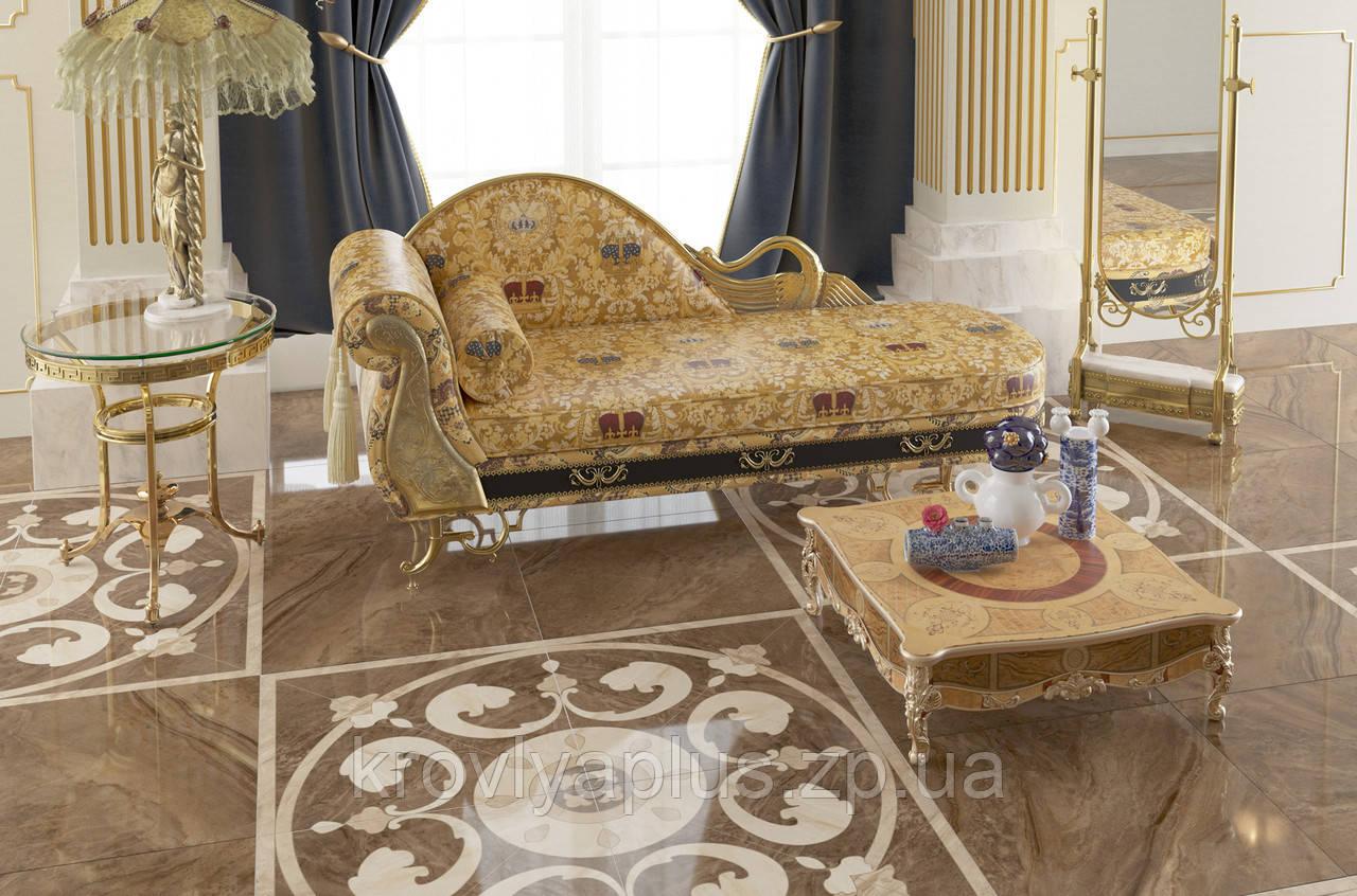 Golden Tile - напольная коллекция Лувр / Louvre