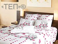 Полуторный комплект постельного белья Сакура